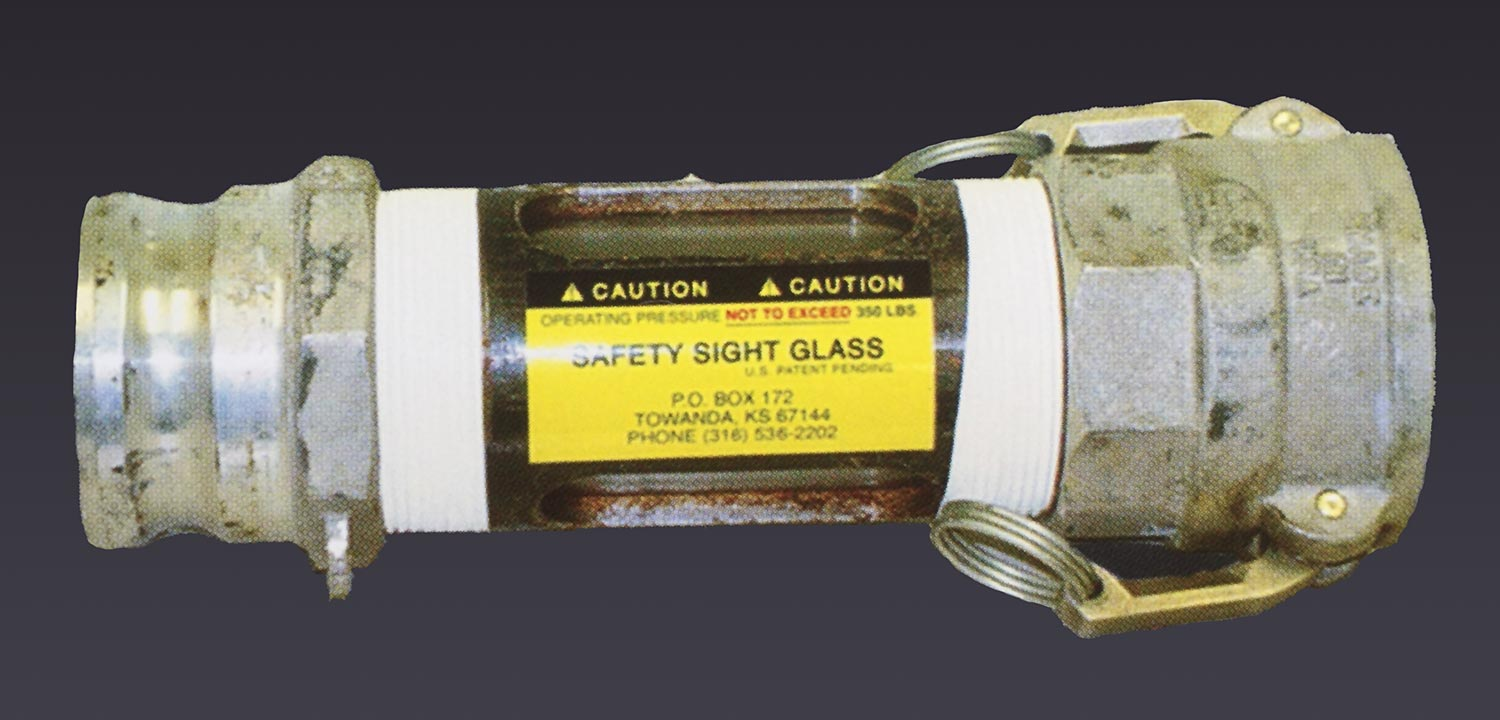 Safety Sight Glass