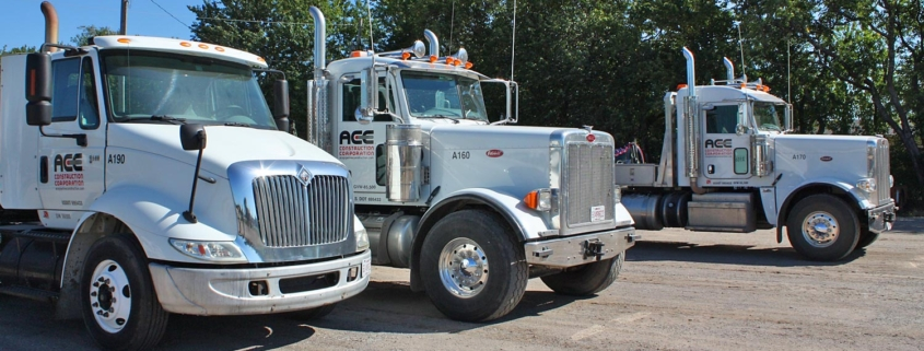 Ace Construction Corporation Hauling